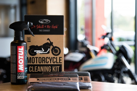 Motul cleaning kit